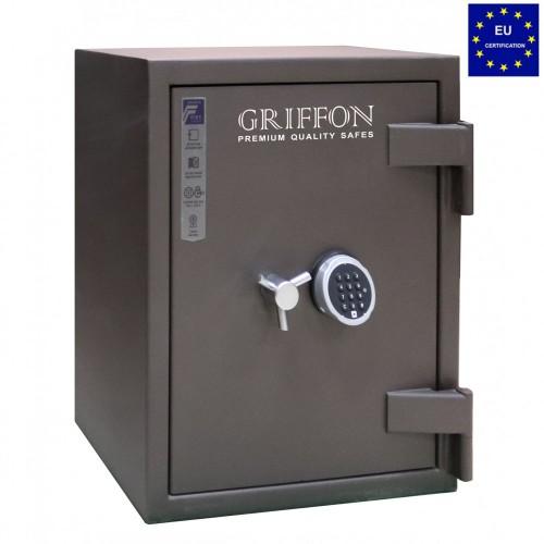 Взломостойкий сейф Griffon CLE III.65.E