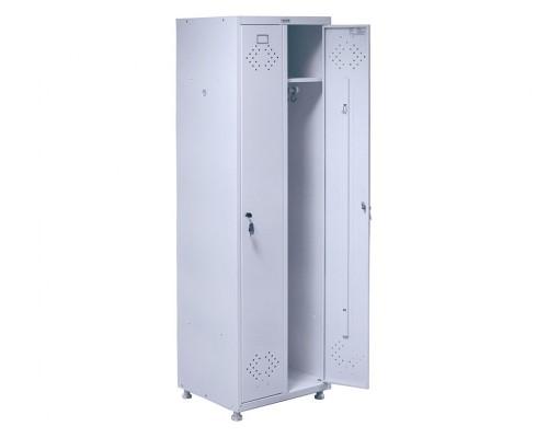 Шкаф для роздевалок медицинский МД 2 ШМ-SS