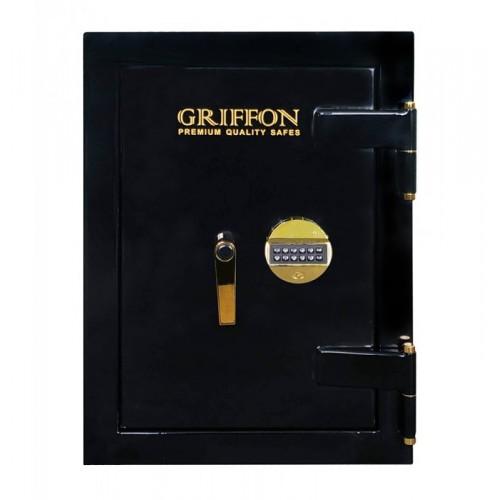 Огневзломостойкий сейф Griffon CLE II.68.E BLACK GOLD