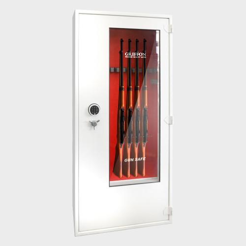 Оружейный сейф Griffon GD.840.E.T GLASS