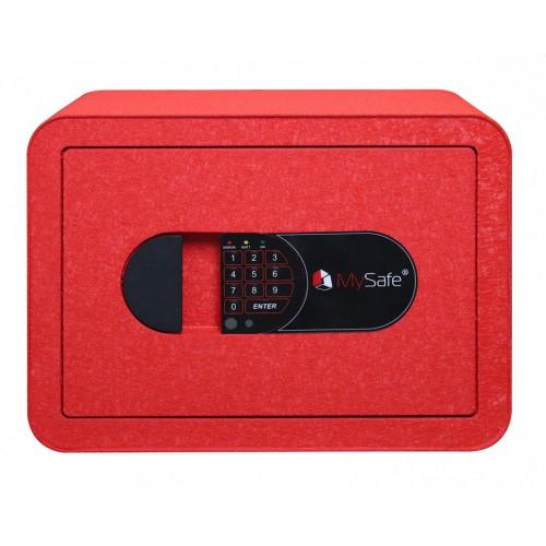 Мебельный сейф Griffon MSR.25.Е RED