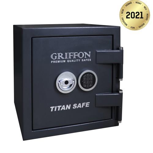 Огневзломостойкий сейф Griffon CL II.50.E BOX