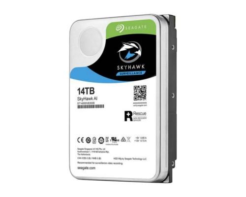 Жесткий диск Seagate SkyHawk Al HDD 14TB ST14000VE0008