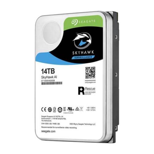 Системы безопасности Жесткий диск Seagate SkyHawk Al HDD 14TB ST14000VE0008