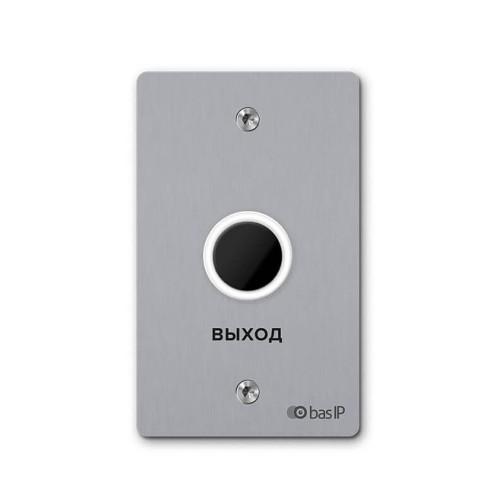Кнопка выхода Bas-IP SH-45TR SILVER