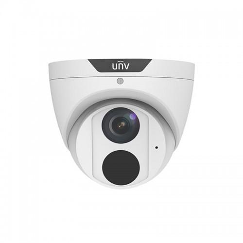 Купольные IP-камеры IP-видеокамера купольная Uniview IPC466NIC-F