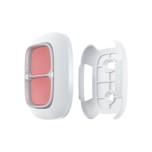 Кнопка тревожной сигнализации Держатель Ajax Holder for Button/DoubleButton белый