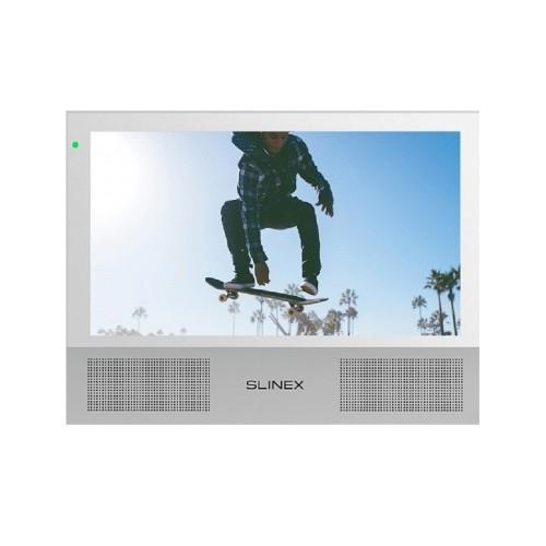 Видеодомофоны цветные Видеодомофон Slinex Sonik 7 White