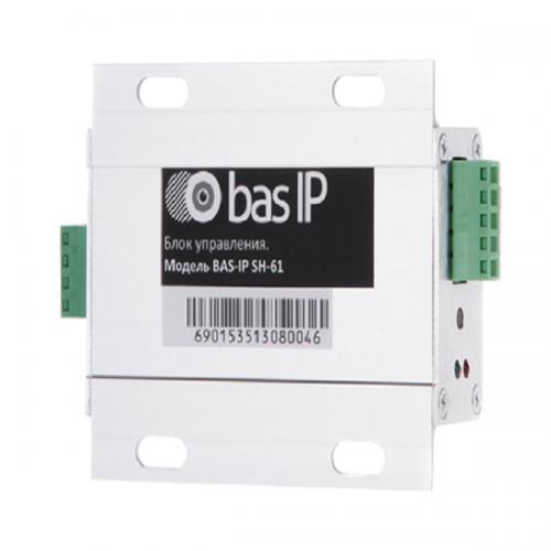Дополнительные модули Модуль управления домофонов BAS-IP SH-61