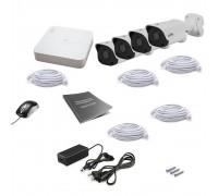 Комплект IP видеонаблюдения Uniview 4OUT 4MEGA