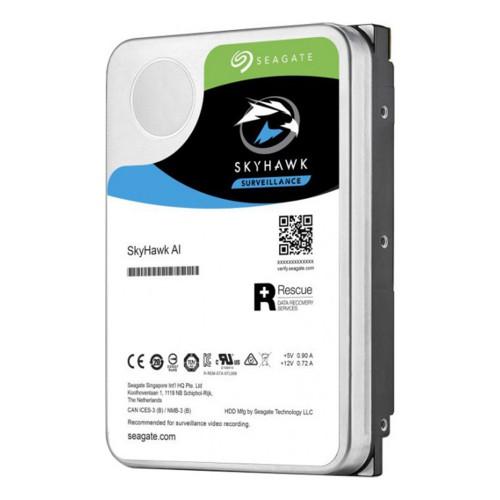Системы безопасности Жесткий диск Seagate SkyHawk Al HDD 12TB ST12000VE0008