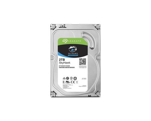 Жесткий диск 3.5 Seagate SkyHawk HDD 2TB 5900rpm 64MB ST2000VX008 SATAIII