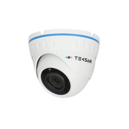 Купольные IP-камеры IP-видеокамера Tecsar Beta IPD-2M20F-poe