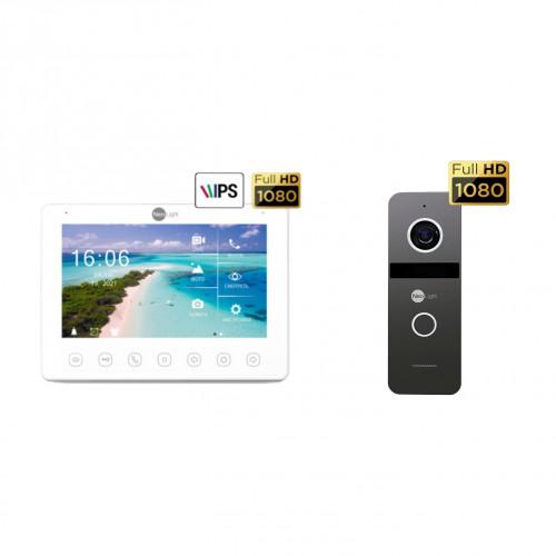 Комплект видеодомофонов Комплект видеодомофона Neolight NeoKIT HD+ Graphite
