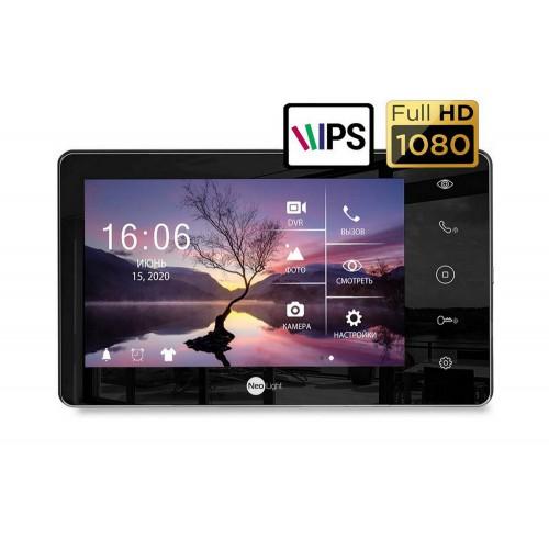 Видеодомофоны цветные Видеодомофон Neolight Zeta+ HD Black