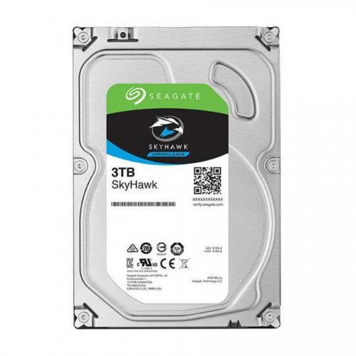 Системы безопасности Жесткий диск Seagate SkyHawk HDD 3TB ST3000VX009