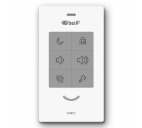 IP аудио домофон BAS-IP SP-03 white
