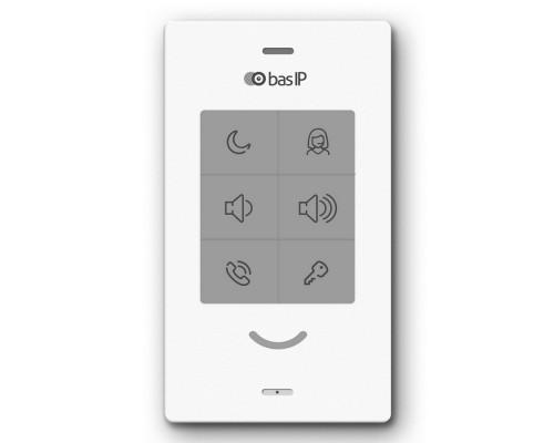 IP аудио домофон BAS-IP SP-03 white