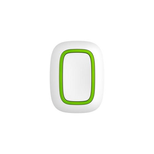 Кнопка тревожной сигнализации Тревожная кнопка Ajax Button белая