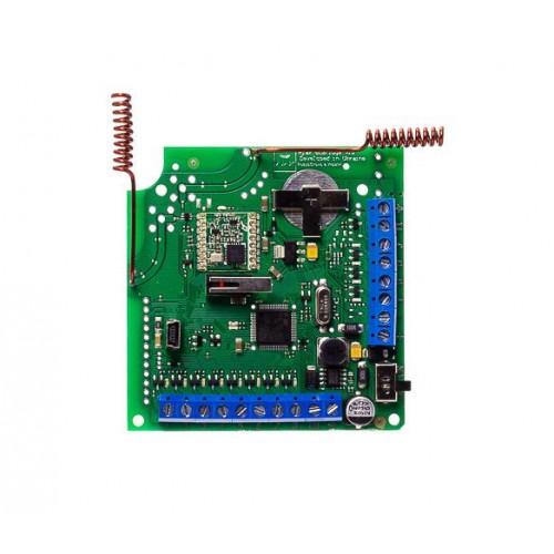 Приемники, усилители, коммуникаторы Приемник радиодатчиков Ajax ocBridge Plus