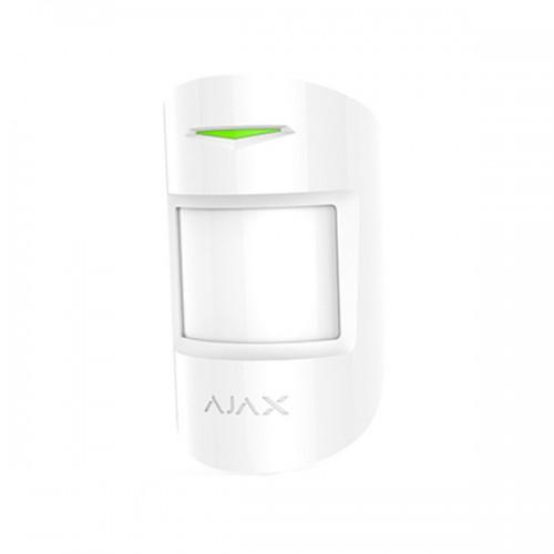 Датчики движения Беспроводной датчик движения Ajax MotionProtect Plus белый
