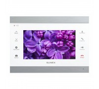 Видеодомофон Slinex SL-07IPHD (silver + white)