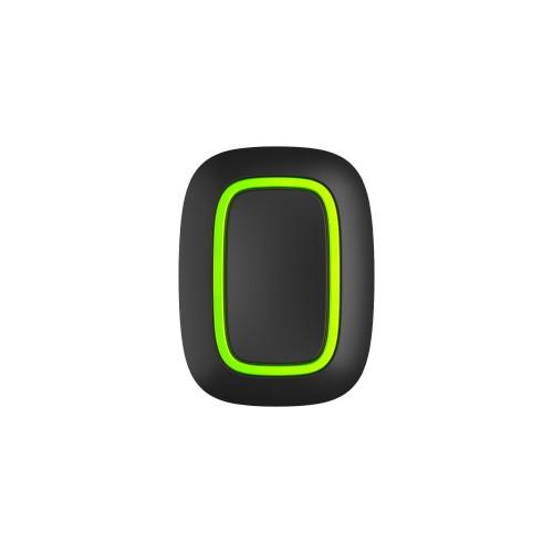 Кнопка тревожной сигнализации Тревожная кнопка Ajax Button черная