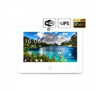 Видеодомофон NeoLight Alpha HD WF White