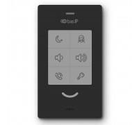 IP аудио домофон BAS-IP SP-03 black