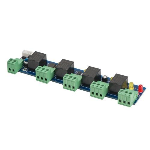 Распродажа Пожарный модуль для сетевого контроллера Tecsar Trek R4F1