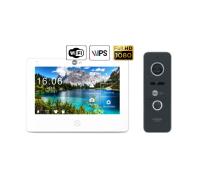 Комплект видеодомофона Neolight NeoKIT HD Pro WiFi Black