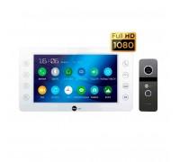 Комплект видеодомофона NeoLight KAPPA HD Kit Graphite