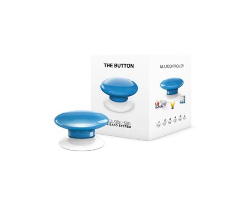 Кнопка управления Z-Wave Fibaro The Button blue - FGPB-101-6