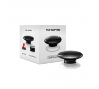 Кнопка управления Z-Wave Fibaro The Button black FGPB-101-2 / FIBEFGPB-101-2