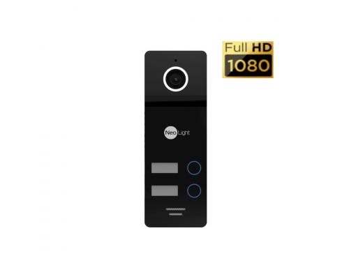 Вызывная панель NeoLight MEGA/2 FHD Black