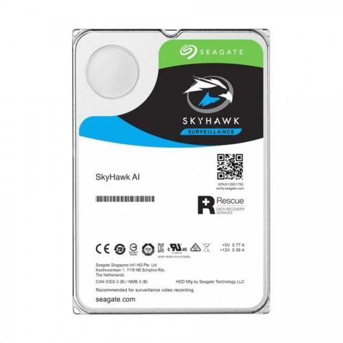 Системы безопасности Жесткий диск Seagate SkyHawk Al HDD 8TB ST8000VE000