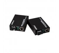 Медиаконвертер HongRui HR900W-GE-3-TR