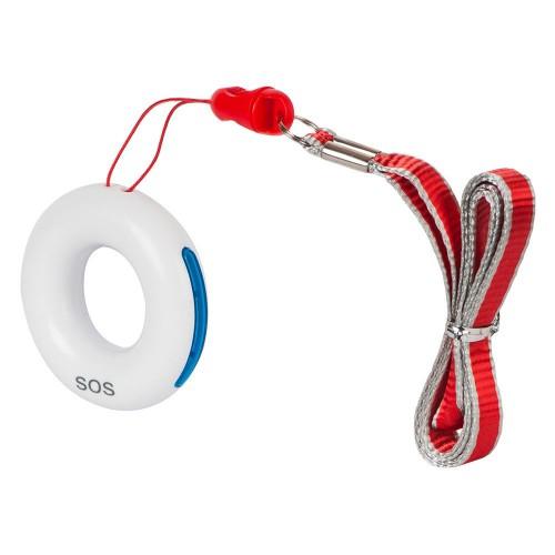 Кнопка тревожной сигнализации Беспроводная тревожная кнопка Tecsar Alert SENS-SOS