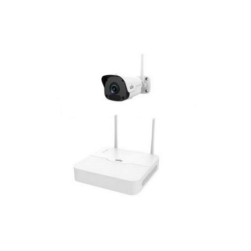 Комплекты беспроводного видеонаблюдения Комплект видеонаблюдения IP Uniview KIT/NVR301-04LB-W/1*2122SR3-F40W-D
