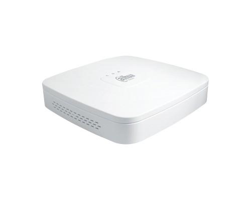 Сетевой IP видеорегистратор Dahua DHI-NVR4104-P-4KS2/L