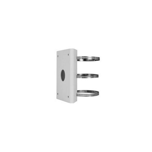 Кожухи и кронштейны для камер Кронштейн для крепления камеры на столб Uniview TR-UP08-B-IN (алюминий)