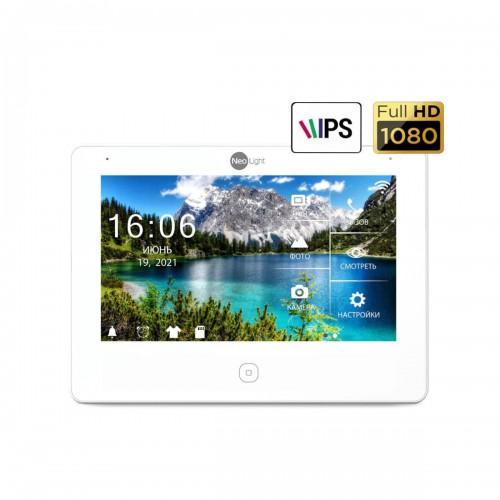 Видеодомофоны цветные Видеодомофон Neolight Alpha HD