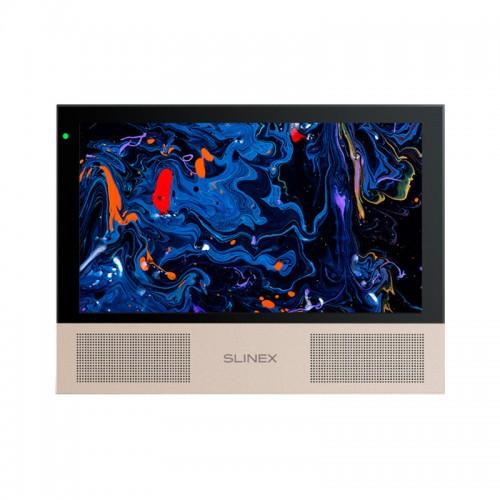 Видеодомофоны цветные Видеодомофон Slinex Sonik 10 Black