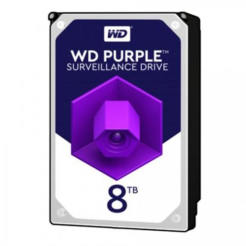 Системы безопасности Жесткий диск Western Digital Purple 8TB WD82PURZ