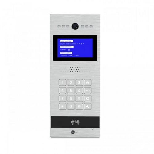 Вызывные панели цветные Многоабонентская вызывная панель Neolight NL-HPC03 MF Silver