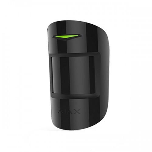 Датчики движения Беспроводной датчик движения Ajax MotionProtect Plus черный