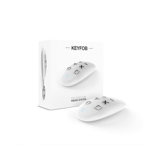 Портативные контроллеры для умного дома Пульт-брелок FIBARO KeyFob Z-Wave Plus