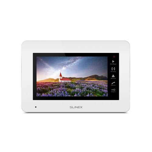 Распродажа Видеодомофон Slinex XS-07M белый