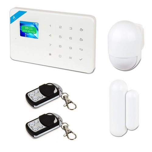 Беспроводные GSM сигнализации Комплект сигнализации Tecsar Alert WARD plus