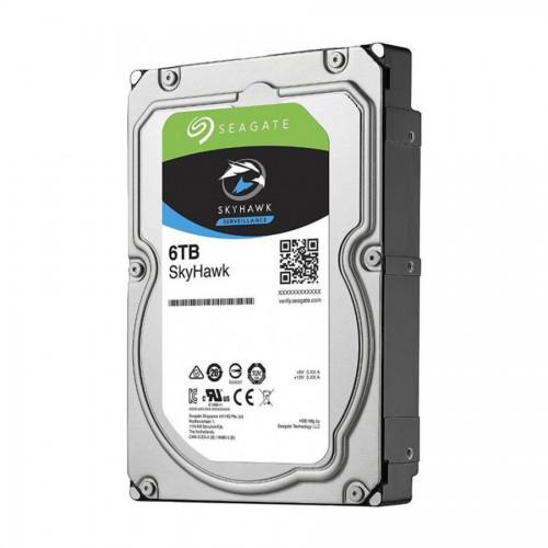 Системы безопасности Жесткий диск Seagate SkyHawk HDD 6TB ST6000VX001
